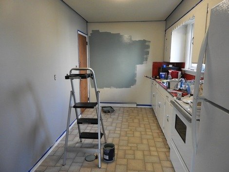 Kitchen renovation Winnipeg