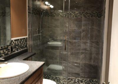 Custom Build Shower