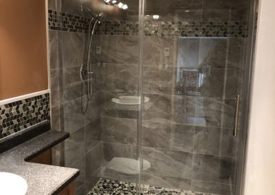 Custom Build Shower